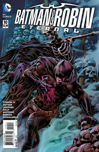 DC Comics Batman & Robin Eternal (2015 - 2016) Batman & Robin Eternal (2015) #10 Stock