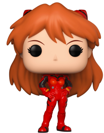 Funko Pop! Animation Asuka Langly Soryu