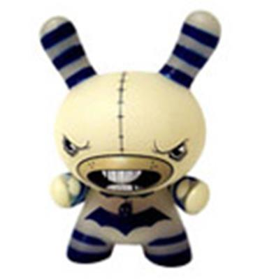 Kid Robot Special Edition Dunny Ima Monsta (Glow) Stock