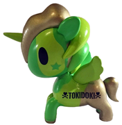 Tokidoki Unicorno Metallico Series 2 Sergeant Rumble