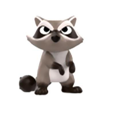 Mystery Minis Incredibles 2 Raccoon