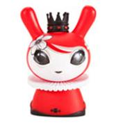 Kid Robot Special Edition Dunny Red Mayari