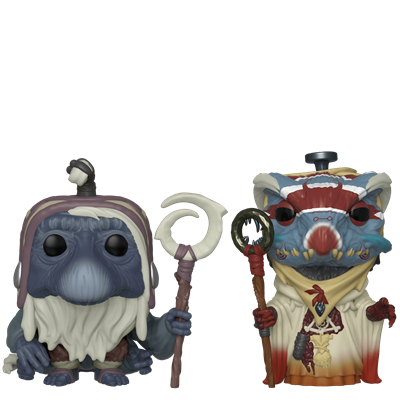 Funko Pop! Television Heretic & Wanderer (2-Pack)