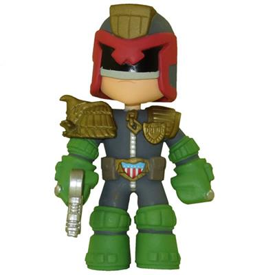 Mystery Minis Science Fiction Series 1 Judge Dredd  Icon