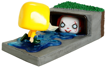 Funko Pop! Movies Pennywise in Gutter