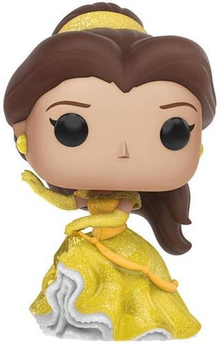 Funko Pop! Disney Belle (Dancing) - Glitter