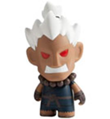 Kid Robot Street Fighter x Kidrobot Shin Akuma (SDCC)