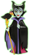 Rock Candy Disney Maleficent (Glow)