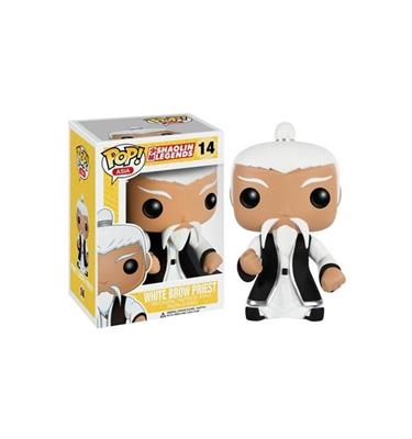 Funko Pop! Asia White Brow Priest Stock
