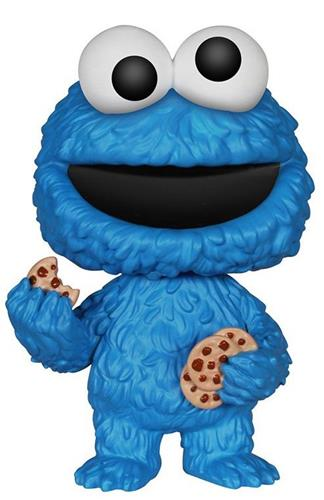 Funko Pop! Sesame Street Cookie Monster Icon