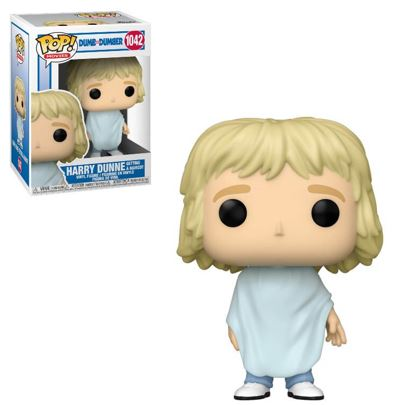 Funko Pop! Movies Harry Dunne Getting Haircut