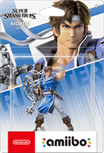 Amiibo Super Smash Bros. Richter Stock