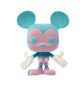 Funko Pop! Disney Mickey Mouse (Colorway Blue/Purple)