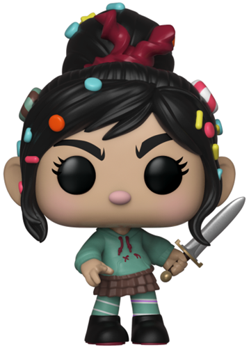 Funko Pop! Disney Vanellope (Armed) Icon