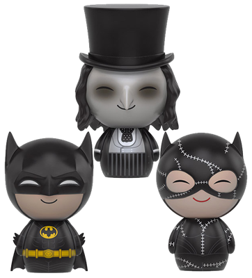 Dorbz DC Comics Batman Returns (3-Pack)