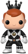 Funko Pop! Freddy Funko Black Ranger