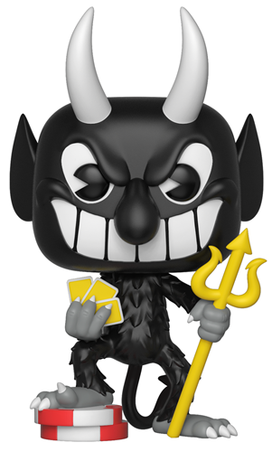 Funko Pop! Games The Devil