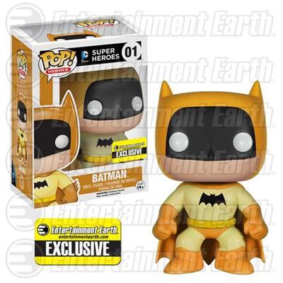 Funko Pop! Heroes Batman (Rainbow) - Yellow Stock
