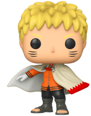 Funko Pop! Animation Naruto (Hokage) Icon Thumb