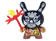 Kid Robot Blind Boxes Azteca Series 2 Black Xolotl