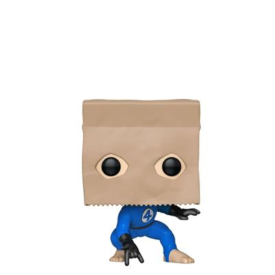 Funko Pop! Marvel Bombastic Bag-Man