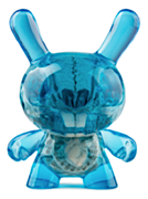 "Kid Robot 5"" Dunnys Infected (Code Blue)"