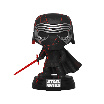 Funko Pop! Star Wars Kylo Ren Supreme Leader (Lights & Sound)