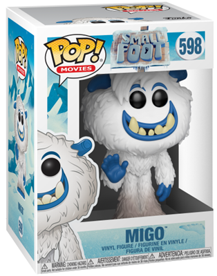 Funko Pop! Movies Migo Stock
