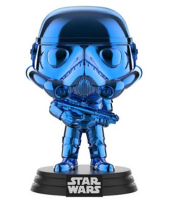 Funko Pop! Star Wars Stormtrooper (Blue Chrome)
