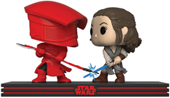 Funko Pop! Star Wars Clash on the Supremacy