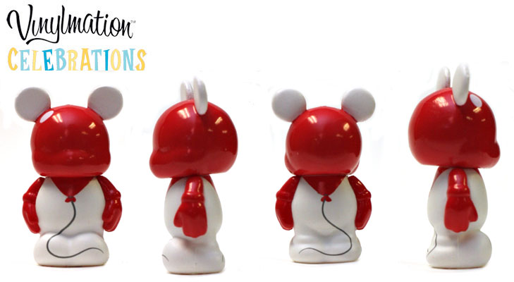 Vinylmation Open And Misc Celebrations Jr Balloon