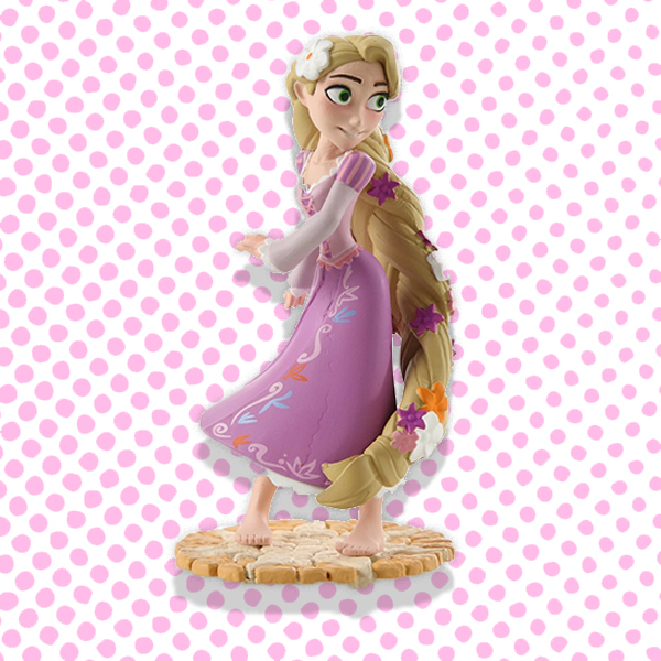 Disney Infinity Figures Tangled