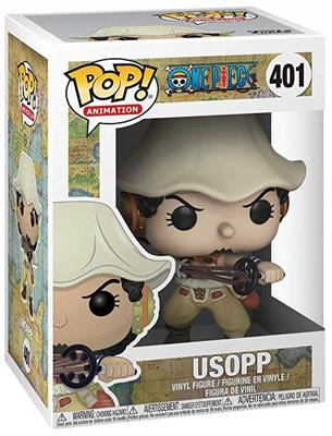 Funko Pop! Animation Usopp Stock
