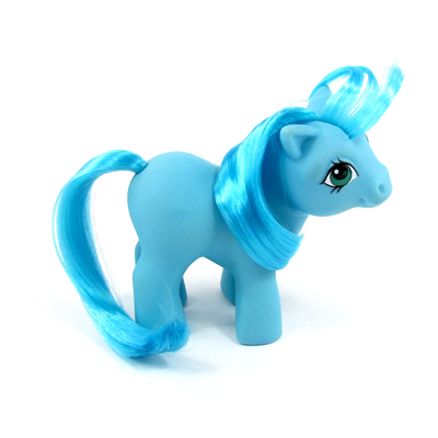 My Little Pony Year 02 Ember (Blue)