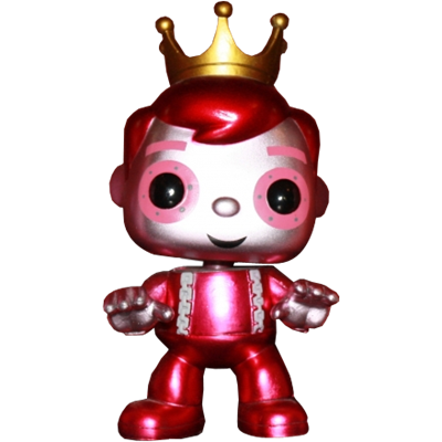 Funko Pop! Freddy Funko Frankenberry (Metallic)