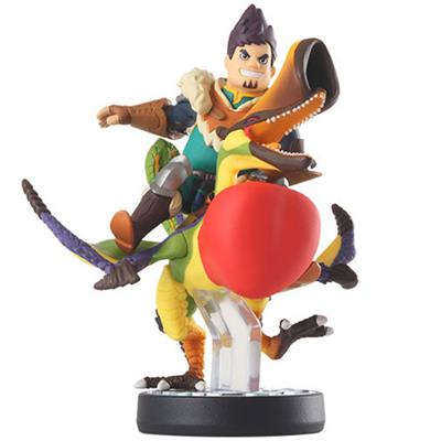 Amiibo Monster Hunter Stories Qurupeco and Dan