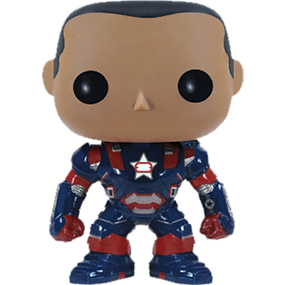 Funko Pop! Marvel James Rhodes