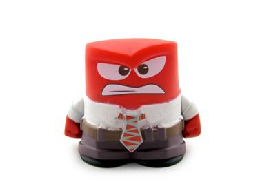 Mystery Minis Inside Out Anger  Stock