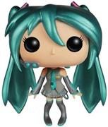 Funko Pop! Rocks Hatsune Miku (Metallic)
