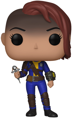Funko Pop! Games Vault Dweller (Female)