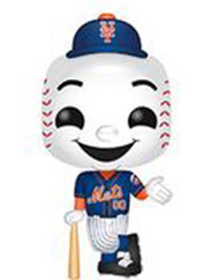 Funko Pop! MLB New York Mets Mascot Mr. Met