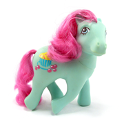 My Little Pony Year 06 Cranberry Muffins