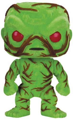 Funko Pop! Heroes Swamp Thing (Flocked)