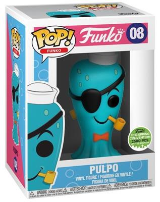 Funko Pop! Funko Pulpo Stock