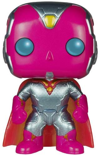 Funko Pop! Marvel Vision (Metallic)
