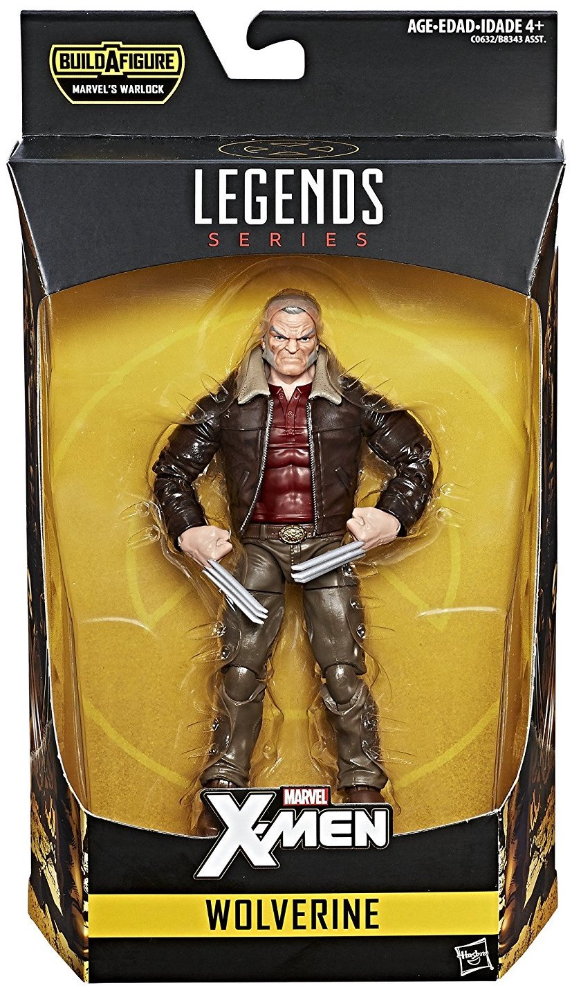 Marvel Legends Warlock Series Wolverine