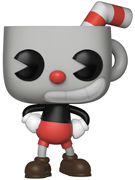 Funko Pop! Games Cuphead