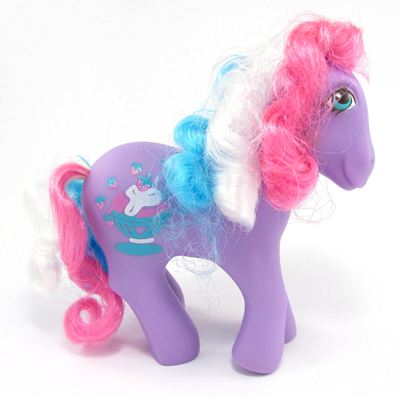 My Little Pony Year 10 Strawberry Scoops