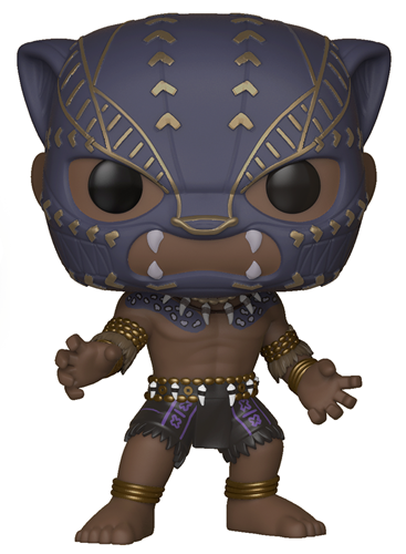 Funko Pop! Marvel Black Panther (Warrior Falls)