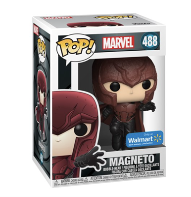 Funko Pop! Marvel Young Magneto Stock